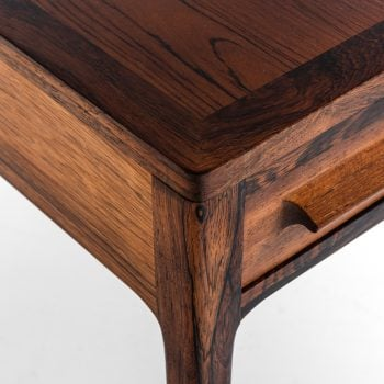 Rosewood side table with drawer at Studio Schalling