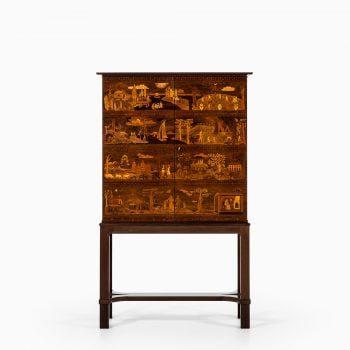 Carl Malmsten master cabinet by David Blomberg at Studio Schalling