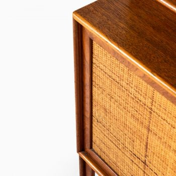 Alf Svensson sideboard with bookcase in teak at Studio Schalling