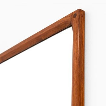 Aksel Kjersgaard mirror in teak at Studio Schalling