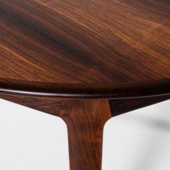 Henning Kjærnulf dining table model 62 at Studio Schalling