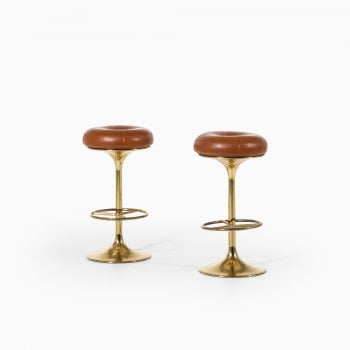Börge Johansson bar stools model Classic at Studio Schalling