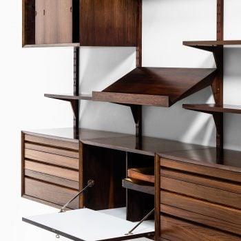 Poul Cadovius bookcase in rosewood at Studio Schalling