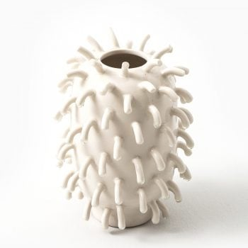 Mårten Medbo ceramic vase Hairy at Studio Schalling