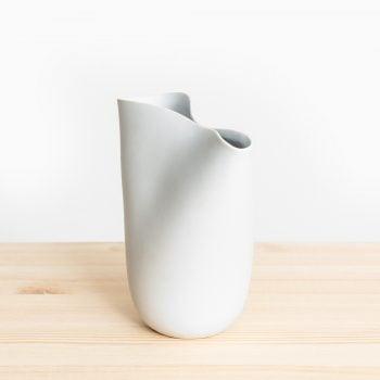 Stig Lindberg ceramic vase by Gustavsberg at Studio Schalling