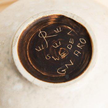 Gunnar Nylund ceramic bowl model ARO at Studio Schalling