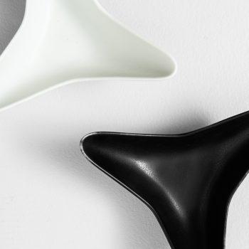 Gunnar Nylund Caolina ceramic bowls at Studio Schalling