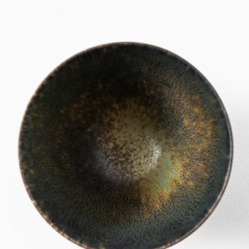 Gunnar Nylund ceramic bowl model ARU at Studio Schalling