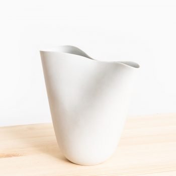 Stig Lindberg Veckla ceramic vase at Studio Schalling