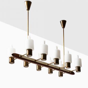 Jo Hammerborg ceiling lamp model Nordlys at Studio Schalling