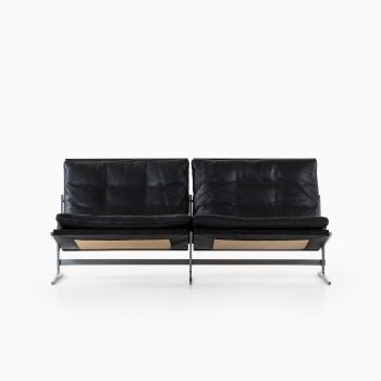 Jørgen Kastholm & Preben Fabricius sofa at Studio Schalling