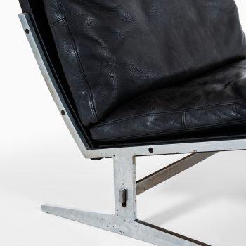 Jørgen Kastholm & Preben Fabricius easy chairs at Studio Schalling