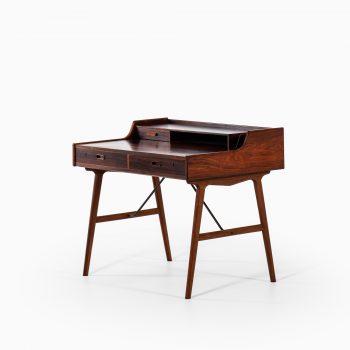 Arne-Wahl Iversen desk in rosewood at Studio Schalling