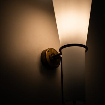 Hans-Agne Jakobsson large wall lamps at Studio Schalling