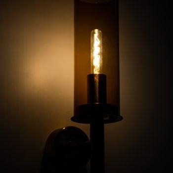 Hans-Agne Jakobsson V-169 wall lamps at Studio Schalling