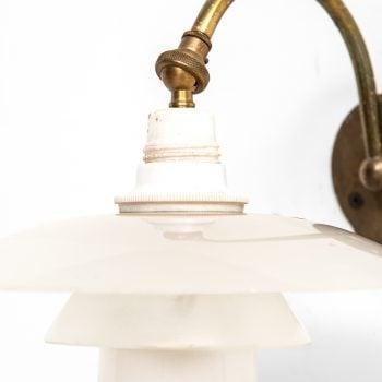 Poul Henningsen wall lamp model PH-1/1 at Studio Schalling