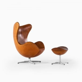 Arne Jacobsen egg chair by Fritz Hansen at Studio Schalling