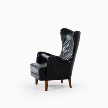 Easy chair attributed to Frits Henningsen at Studio Schalling