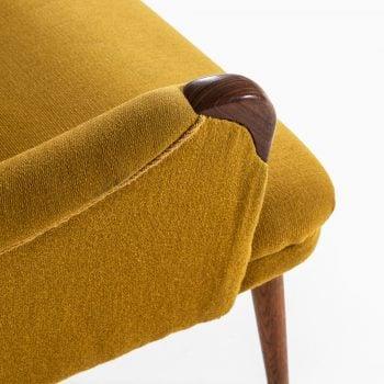 Sofa attributed to Kurt Olsen in teak at Studio Schalling