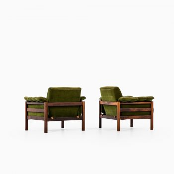 Easy chairs attributed to Percival Lafer at Studio Schalling