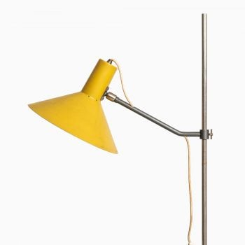 Floor lamp attributed to Wim Rietveld at Studio Schalling
