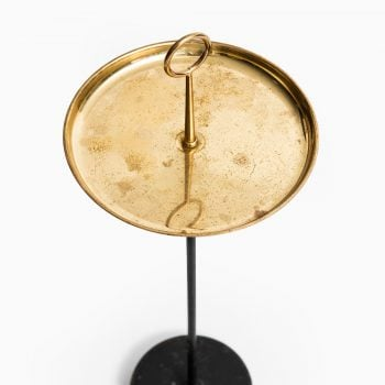 Gunnar Ander side table in brass at Studio Schalling