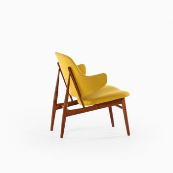 Easy chair in teak designed by Ib Kofod-Larsen at Studio Schalling