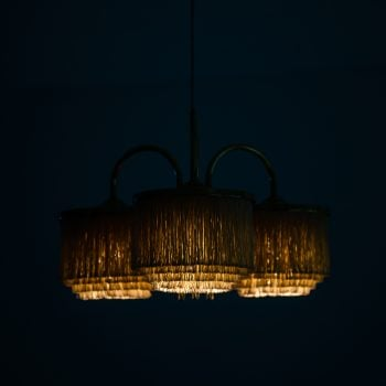Hans-Agne Jakobsson ceiling lamp model T608 at Studio Schalling