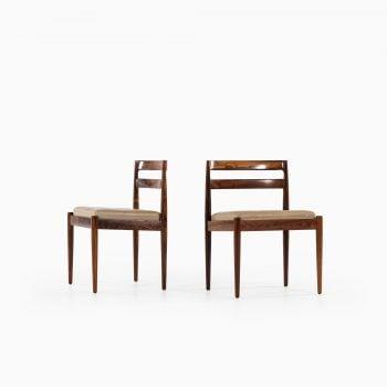 Kai Kristiansen dining chairs model Universe at Studio Schalling