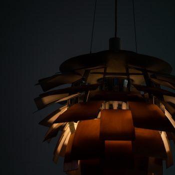 Poul Henningsen Artichoke ceiling lamp at Studio Schalling