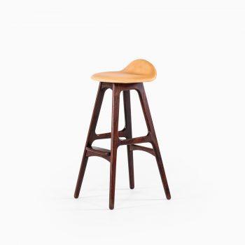 Erik Buch bar stools model OD-61 in rosewood at Studio Schalling
