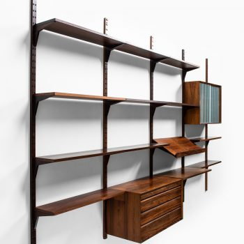 Poul Cadovius 'Cado' bookcase in rosewood at Studio Schalling