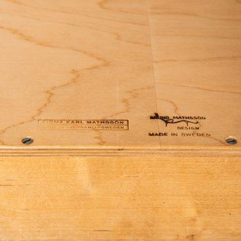 Bruno Mathsson bookcase by Karl Mathsson at Studio Schalling