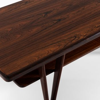 Nanna Ditzel coffee table in rosewood at Studio Schalling