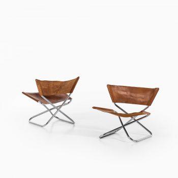 Erik Magnusson Z easy chairs by Torben Ørskov at Studio Schalling