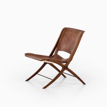 Peter Hvidt & Orla Mølgaard-Nielsen X-chair at Studio Schalling