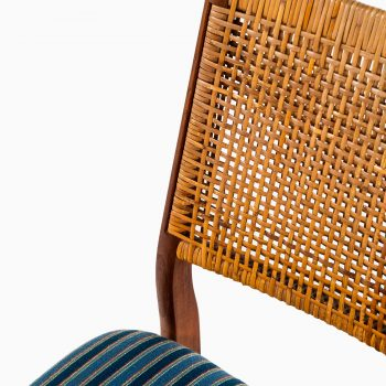 Helge Sibast dining chairs model OS 2 at Studio Schalling