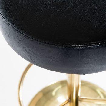 Börje Johanson bar stools model Classic at Studio Schalling