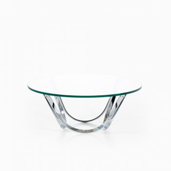 Roger Sprunger coffee table by Dunbar at Studio Schalling