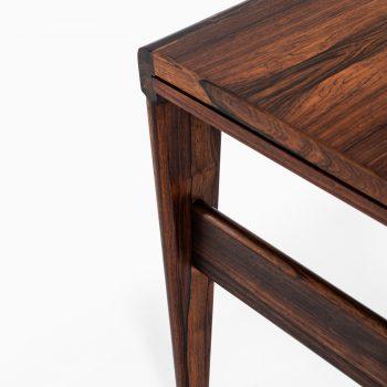 Kai Kristiansen coffee table in rosewood at Studio Schalling