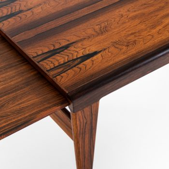 Kai Kristiansen coffee table in rosewood at Studio Schalling