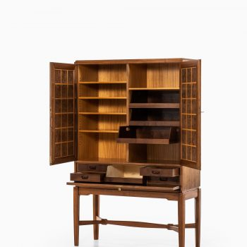 Carl Malmsten cabinet by Hjalmar Wikström at Studio Schalling