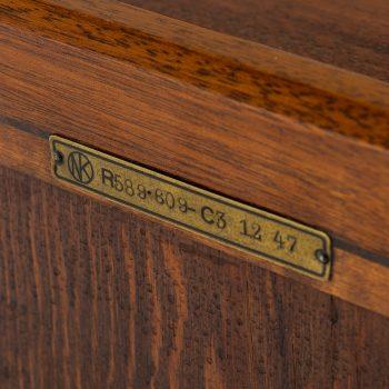 David Rosén sideboard in mahogany at Studio Schalling