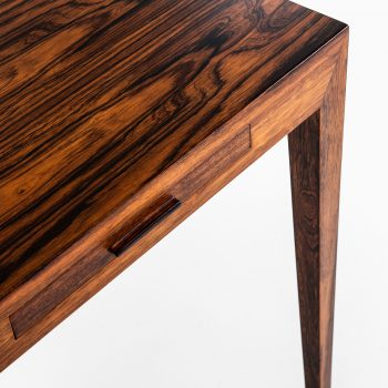 Severin Hansen vanity in rosewood at Studio Schalling