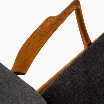 Hans Wegner AP-16 easy chairs by AP-Stolen at Studio Schalling