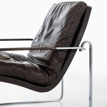 Jørgen Lund & Ole Larsen easy chairs at Studio Schalling