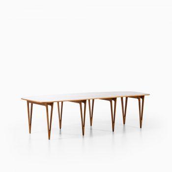 Børge Mogensen table by Erhard Rasmussen at Studio Schalling