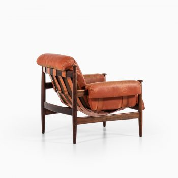 Eric Merthen Amiral easy chair in rosewood at Studio Schalling