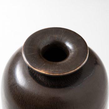 Berndt Friberg large ceramic vase from 1956 at Studio Schalling