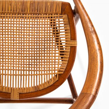 H. Brockmann-Petersen armchair in teak at Studio Schalling